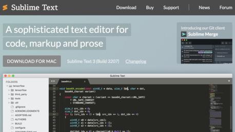 コーディング業務を爆速にするSublime Text3のショートカットキーまとめ(Mac編)